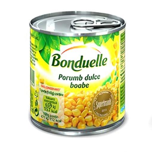 Imagine Bonduelle Porumb Cutie 170 gr.