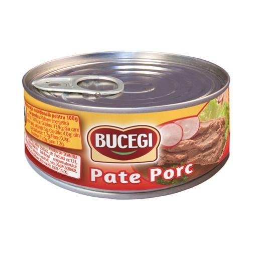 Imagine Bucegi Pate Porc 120g