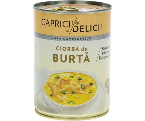 Imagine Ciorba de burta Capricii si Delicii 400gr