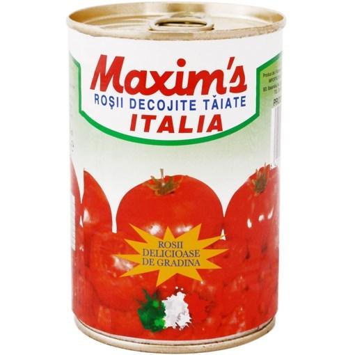 Imagine Maxim's Premium Rosii Decojite Intregi 400 gr