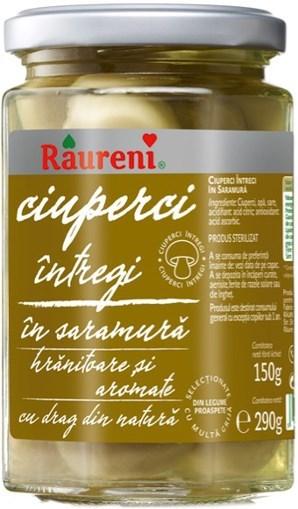 Imagine Raureni Ciuperci Intregi in Saramura 290 gr