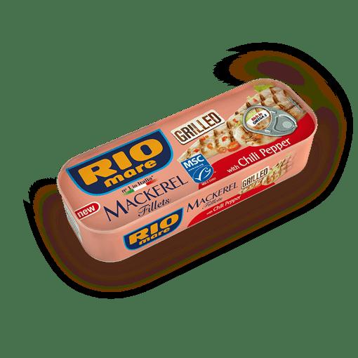 Imagine Rio Mare Macrou gratar picant 120 gr