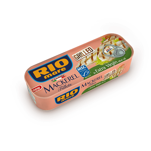 Imagine Rio Mare Macrou gratar ulei masline 120gr