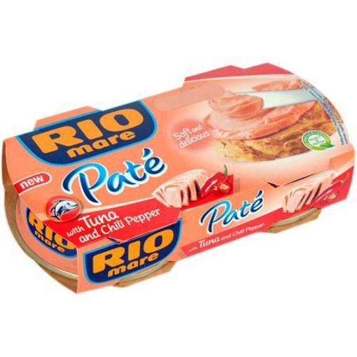 Imagine Rio Mare Pate Soft Ton Picant 84 grame