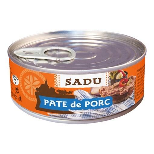 Imagine Sadu Pate taranesc porc 100 gr