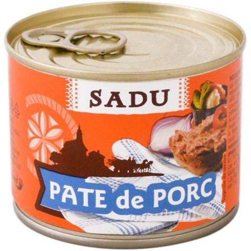 Imagine Sadu Pate taranesc porc 200 gr