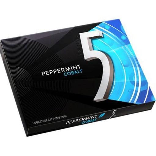 Imagine Guma de mestecat 5 Lame Cobalt Peppermint