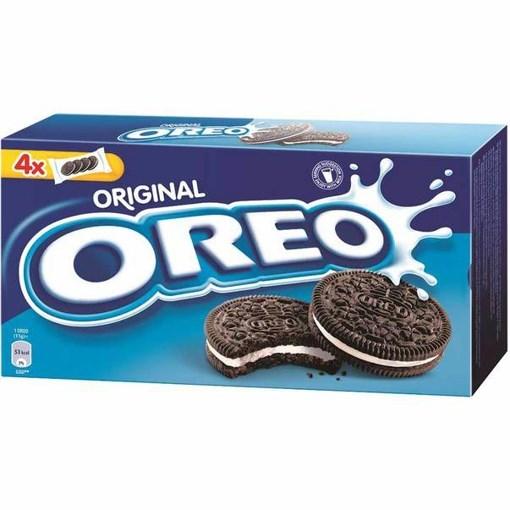 Imagine Biscuiti Oreo, 176 gr.
