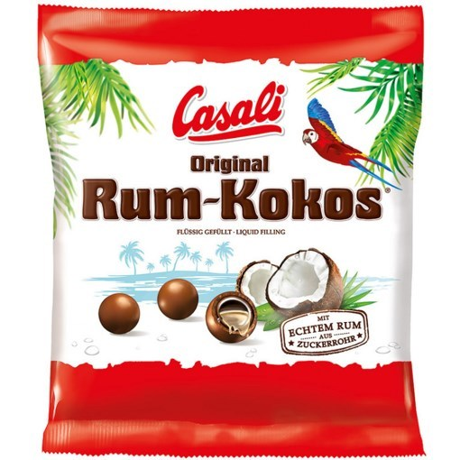 Imagine Casali Rum-Coco 100g