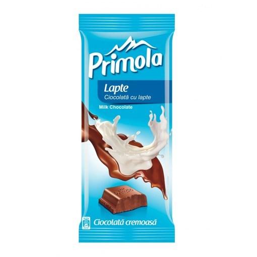Imagine Ciocolata Primola Lapte 80g