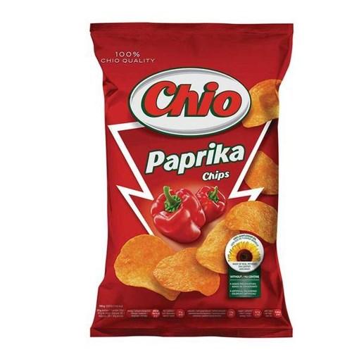 Imagine Chio Chips cu paprika 255 gr