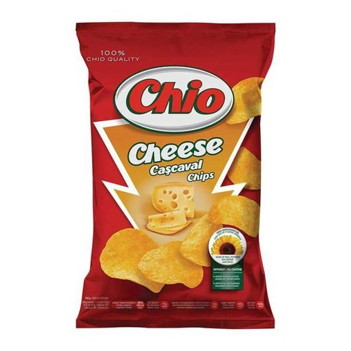 Imagine Chio Chips cu cascaval 100 gr