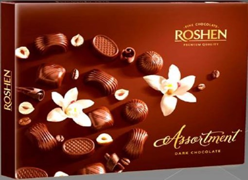 Imagine Ciocolata Roshen Classic Asortate 154g