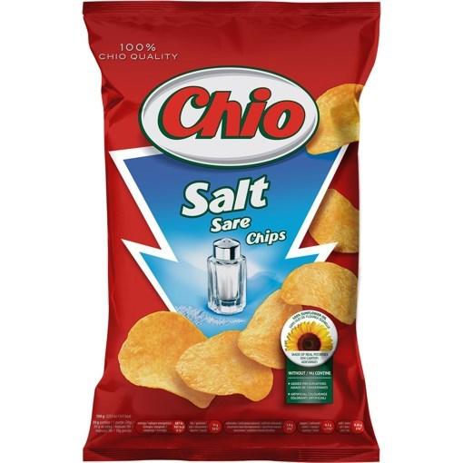 Imagine Chio Chips cu sare 140 gr