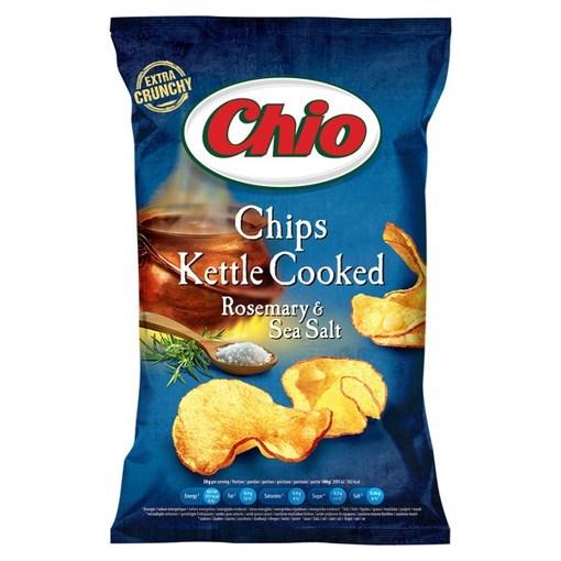 Imagine Chio Chips cu sare de mare 80 gr