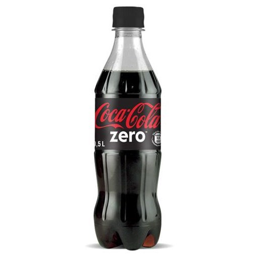 Imagine Coca-Cola Zero 500 ml