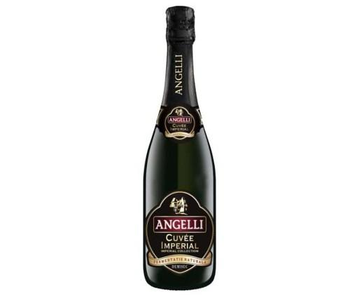 Imagine Vin spumant alb demi-sec Angelli Cuvee Imperial, 0.75 L