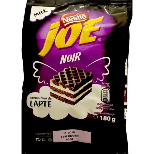 Imagine Joe Noir crema lapte 42 grame