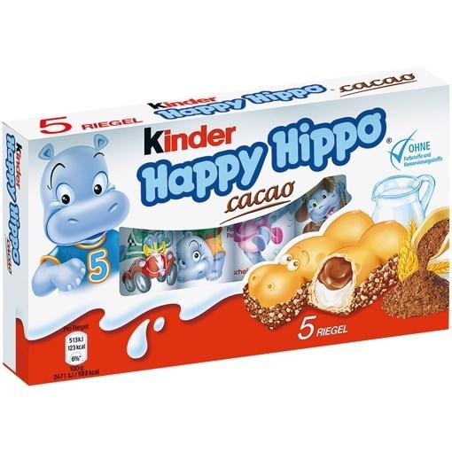 Imagine Kinder Happy Hippo cacao