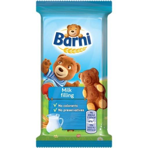 Imagine Lu Barni cu lapte 30g