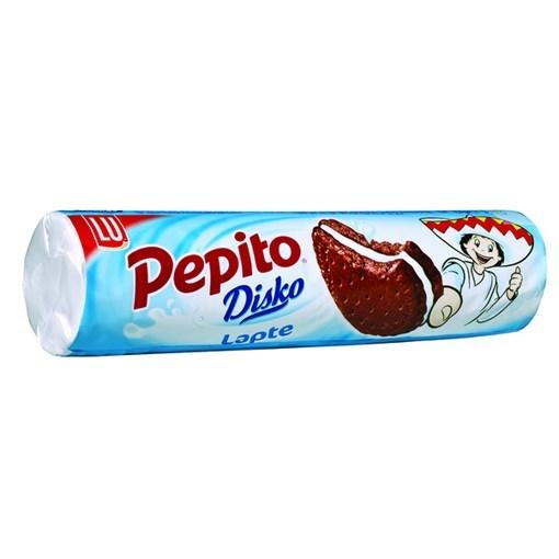 Imagine Lu Pepito cu lapte 157g