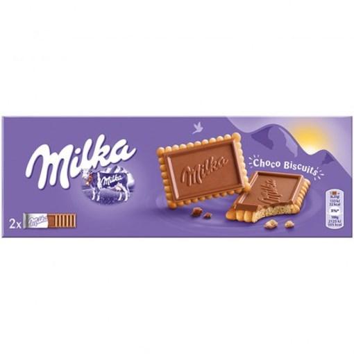 Imagine Milka Choco Biscuit 150 grame