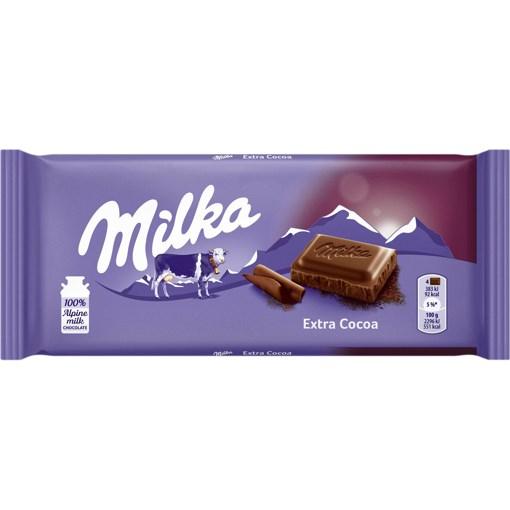 Imagine Milka ciocolata extra cacao 100g