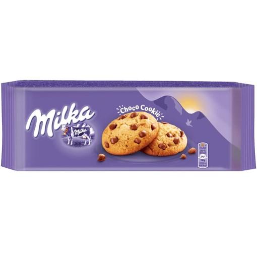 Imagine Milka prajitura cu ciocolata 135g