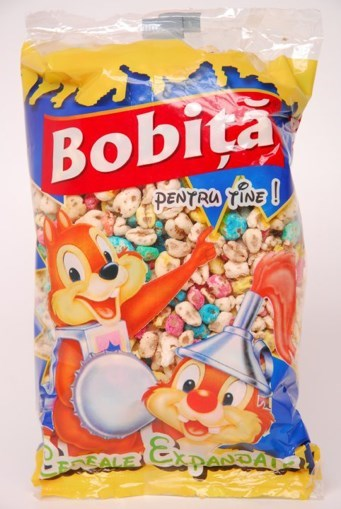 Imagine Pufarine Bobita, 100 gr.