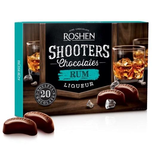 Imagine Shooters Choc Rum Liqueur 150 gr.