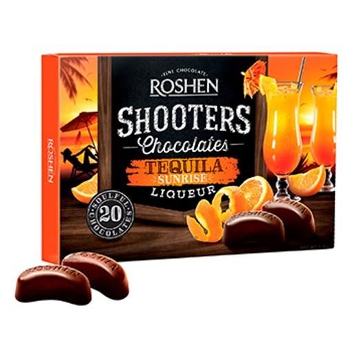 Imagine Shooters Tequila Sunrise Choco 150 gr.