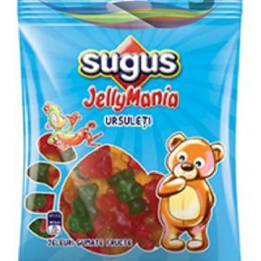 Imagine Sugus jeleuri Ursi 75 gr.