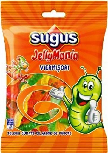 Imagine Sugus jelly mania viermisor 75 gr