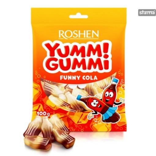 Imagine Yummi Gummi Funny Cola 100g