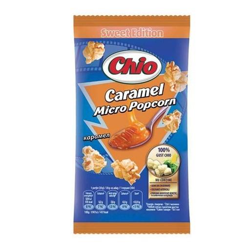Imagine Chio popcorn cu caramel 90 gr.