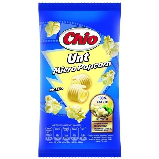 Imagine Chio popcorn cu unt 80 gr.