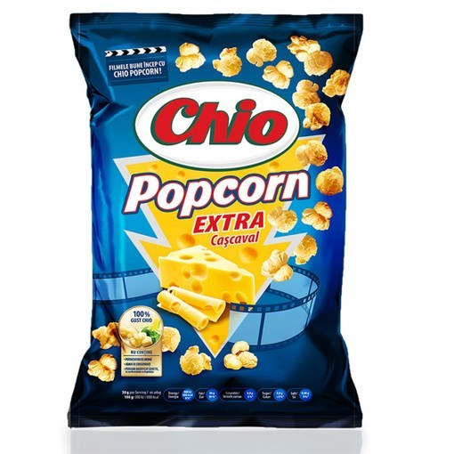 Imagine Chio popcorn extra cascaval 90 gr.