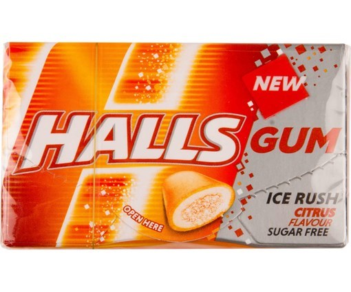 Imagine Halls citrus 18g