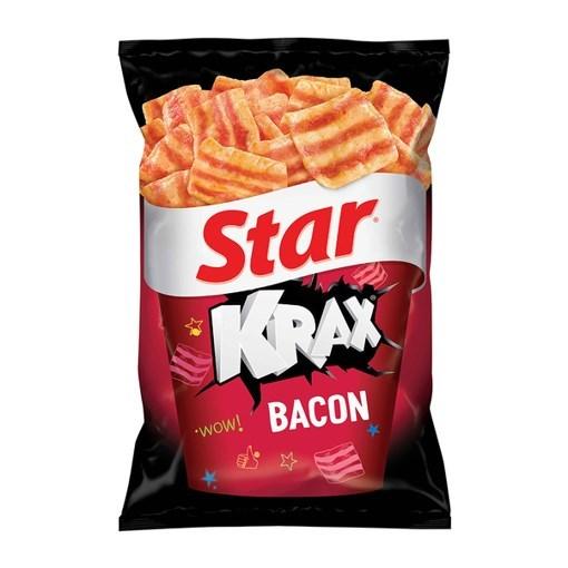 Imagine Krax cu bacon 30gr