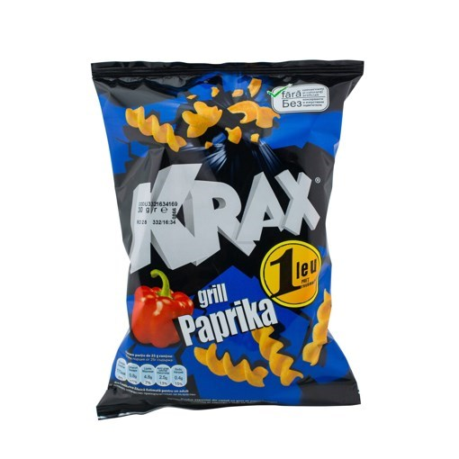 Imagine Krax cu paprica 30gr