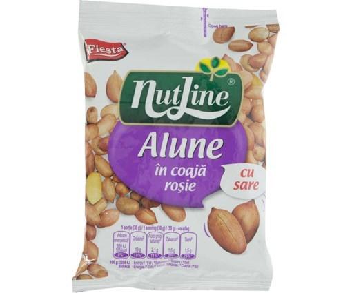Imagine Nutline arahide coaja rosie 145 gr.