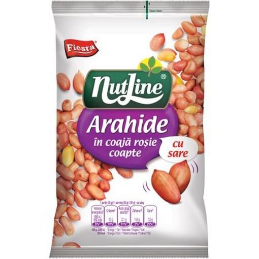 Imagine Nutline arahide coaja rosie 300 gr.