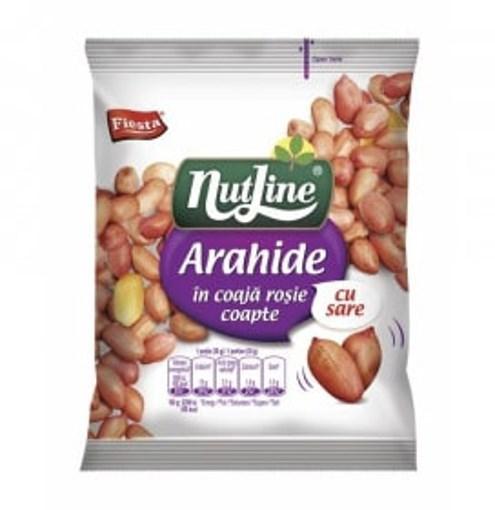 Imagine Nutline arahide coaja rosie 50 gr.