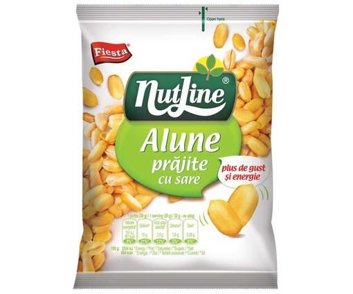 Imagine Nutline arahide prajite 150 gr.