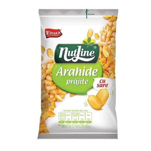 Imagine Nutline arahide prajite 300 gr.