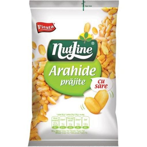 Imagine Nutline arahide prajite 50 gr.