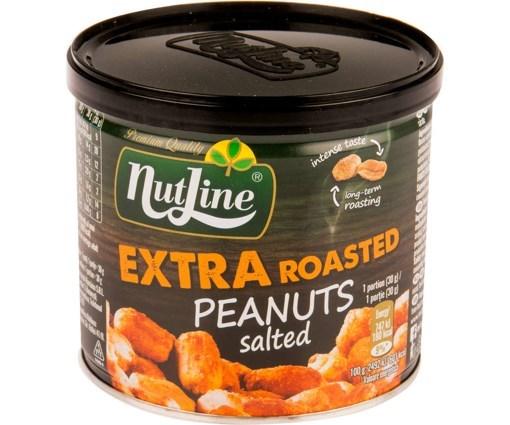 Imagine Nutline arahide sare extra rumenite 135 gr.
