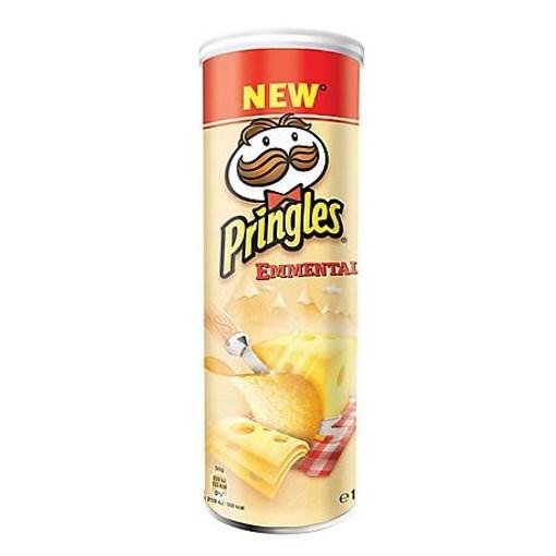 Imagine Pringles Emmental, 165 gr.