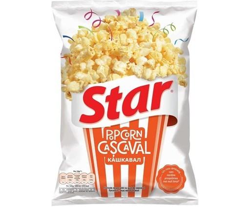 Imagine Star popcorn cu branza 87gr