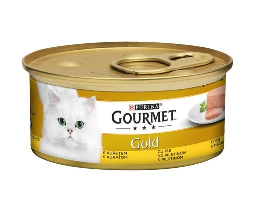 Imagine Gourmet gold Mse Pui 85g
